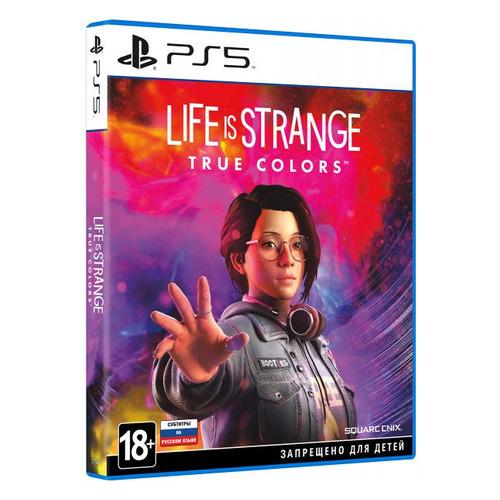 Игра PlayStation Life is Strange: True Colors, RUS (субтитры), для PlayStation 5