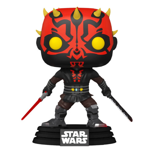 костюм клона командора коди star wars 36 38 Фигурка Funko Pop! Коллекц.изд. Bobble Star Wars Clone Wars Darth Maul w/Saber Exc 56790 (FUN2549133