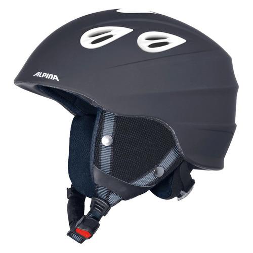 Шлем г.л./сноуб. Alpina Junta 2.0 C р.:54-57 черный (A9096_20)