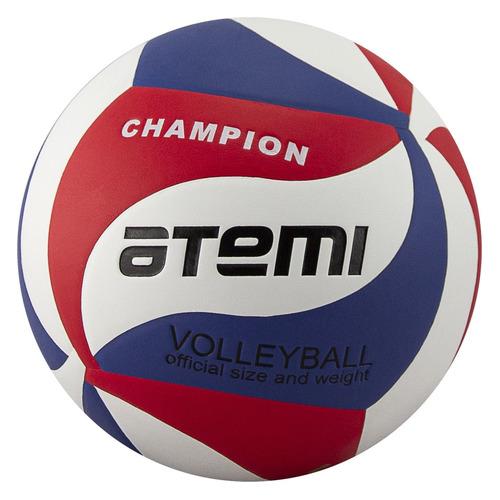 Мяч волейбольный ATEMI Champion, универсальный, мультиколор