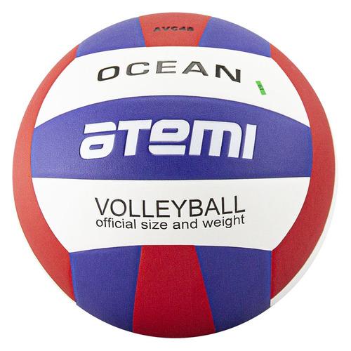 Мяч волейбольный ATEMI Ocean, универсальный, мультиколор