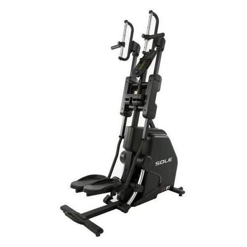 Степпер Sole Fitness Cardio Climber SC200 черный/серый (CC81 2019)
