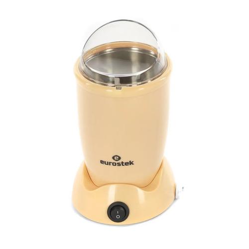 Кофемолка EUROSTEK ECG-SH01P, бежевый