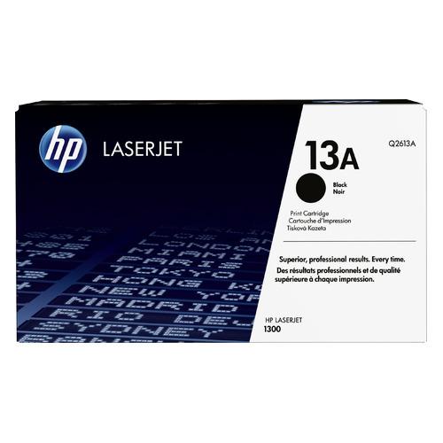 цена на Картридж HP 13A, черный [q2613a]