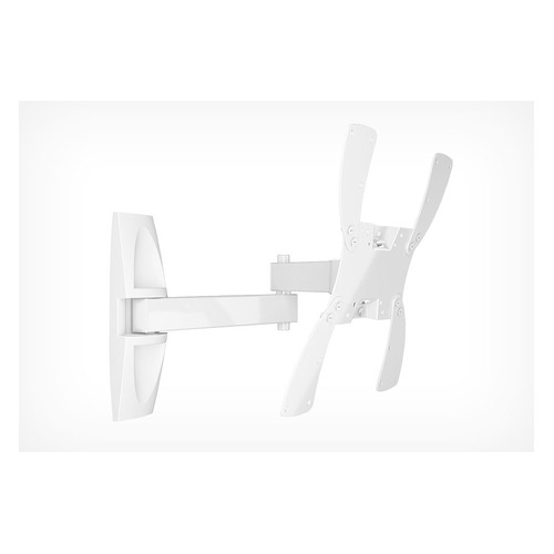 Фото - Кронштейн для телевизора HOLDER LCDS-5046, 22-42, настенный, поворот и наклон holder lcds 5062 белый