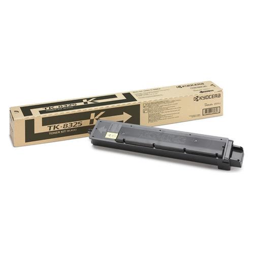 Картридж KYOCERA TK-8325K, черный картридж kyocera tk 7205 для kyocera taskalfa 3510i черный