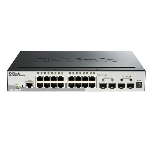 Коммутатор D-LINK DGS-1510-20/A1A, DGS-1510-20/A1A коммутатор d link dgs 1510 28 a1a dgs 1510 28 a1a