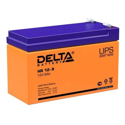 Аккумуляторная батарея для ИБП Delta HR 12-9 12В, 9Ач