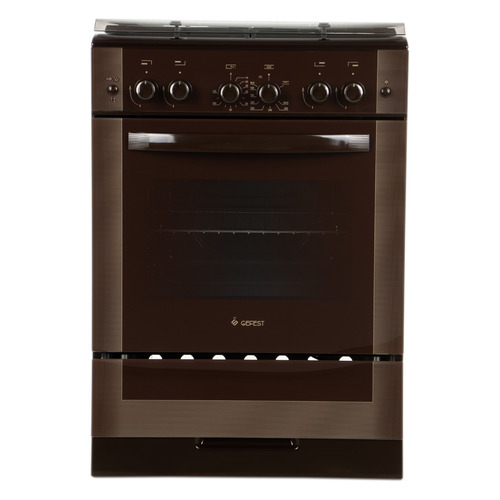 цена на Газовая плита GEFEST ПГ 6300-02 0047, газовая духовка, коричневый