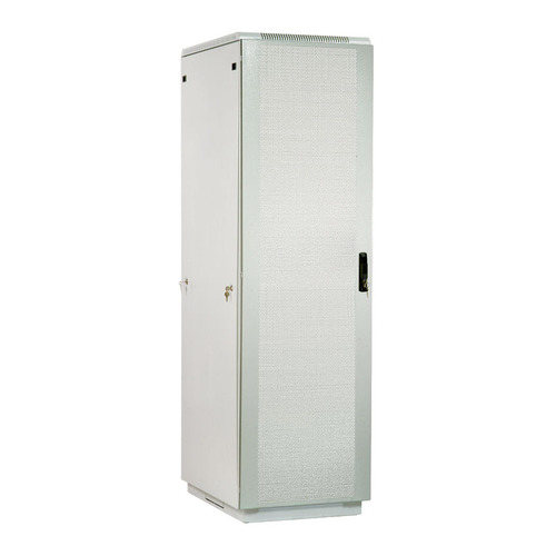 Шкаф коммутационный ЦМО (ШТК-М-42.6.6-4ААА) 42U 600x620мм пер.дв.перфор. задн.дв.стал.лист 2 бок.пан