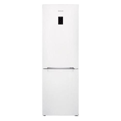 Холодильник SAMSUNG RB33J3200WW, двухкамерный, белый [rb33j3200ww/wt] цена и фото