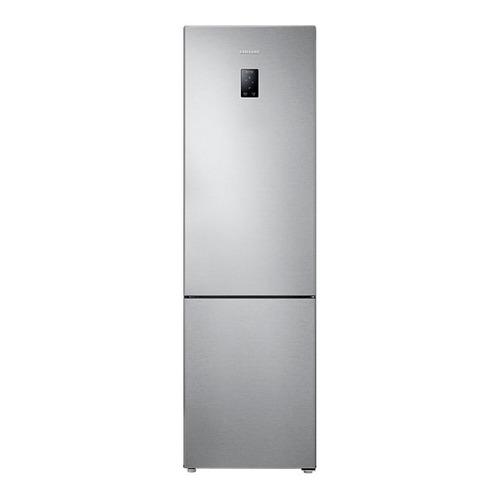 Холодильник SAMSUNG RB37J5240SA, двухкамерный, серебристый [rb37j5240sa/wt] цена и фото