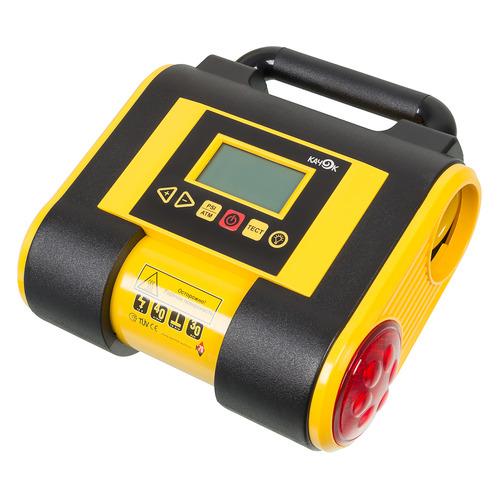Автомобильный компрессор КАЧОК K70 компрессор s 16 g 16 л мин максимальное давление 8 атм airline ca 016 09g