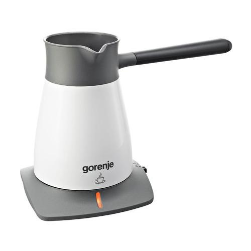 лучшая цена Кофеварка GORENJE TCM300W, Электрическая турка, белый / серый