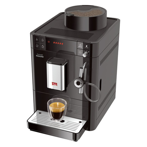 Кофемашина MELITTA Caffeo Passione, черный melitta caffeo passione