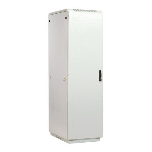 Шкаф коммутационный ЦМО (ШТК-М-42.6.10-3ААА) 42U 600x1020мм пер.дв.металл задн.дв.стал.лист 2 бок.па