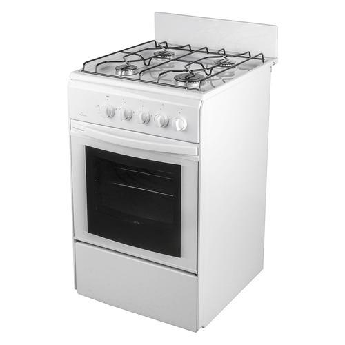 Фото - Газовая плита FLAMA RG 24011 W, газовая духовка, белый газовая плита flama rg 24019 w