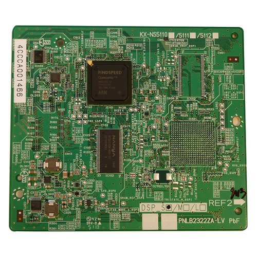 Плата Panasonic KX-NS5111X плата isdn pri panasonic kx tda0290cj