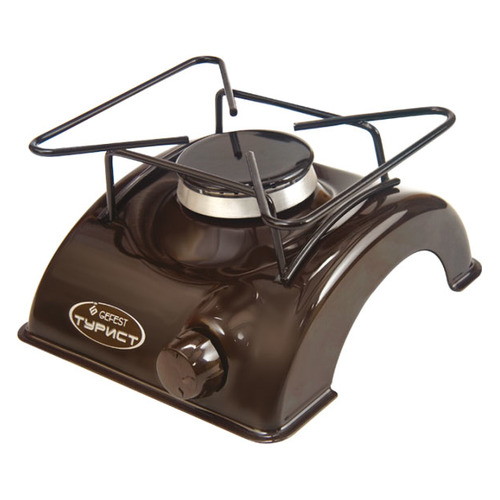 цена на Плита Газовая Gefest ПГТ 1 ГОСТ 30154-94 модель 802 коричневый эмаль (настольная)