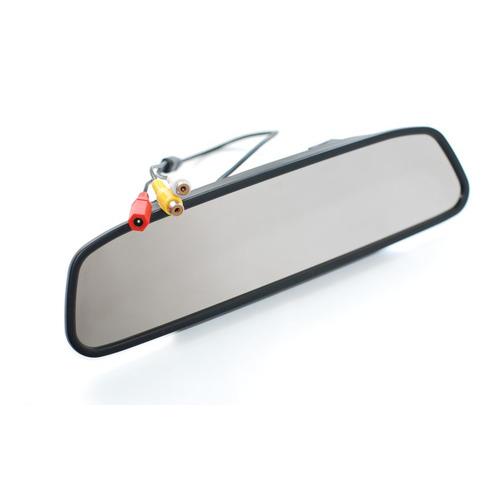 Фото - Зеркало заднего вида с монитором AutoExpert DV-110 4.3 16:9 480x272 3Вт зеркало