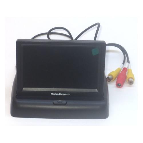 Фото - Автомобильный монитор AutoExpert DV-200 4.3 16:9 480x272 2Вт монитор в авто autoexpert dv 200