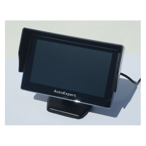 Фото - Автомобильный монитор AutoExpert DV-450 4.3 16:9 480x272 2Вт монитор в авто autoexpert dv 200