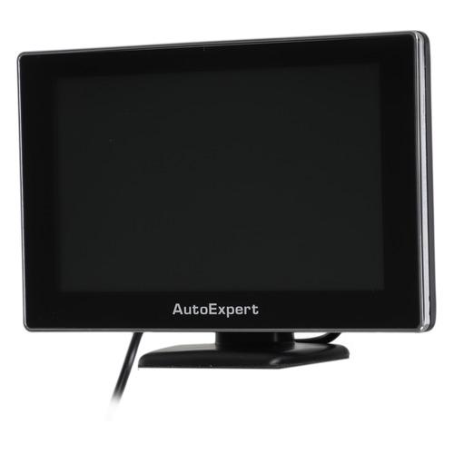 Фото - Автомобильный монитор AutoExpert DV-550 5 16:9 800x480 монитор в авто autoexpert dv 200