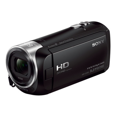 Видеокамера SONY HDR-CX405, черный, Flash [hdrcx405b.cel] sony sony hvl f45rm flash