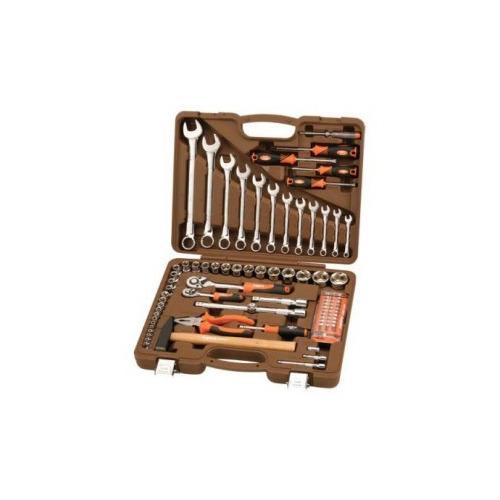 Набор инструментов OMBRA OMT88S, 88 предметов [55015] съемник для масляных фильтров ombra a90004