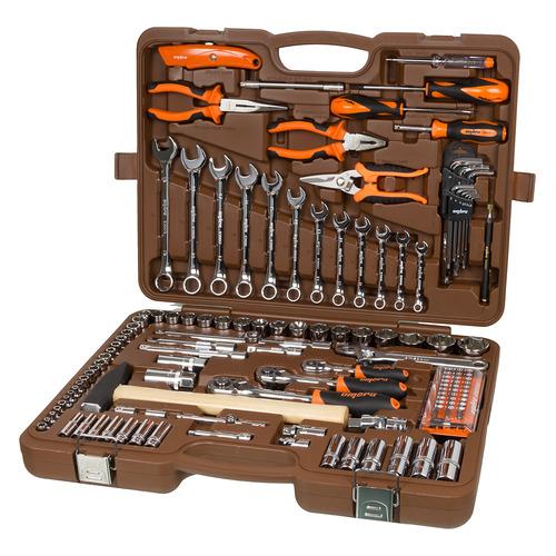 цена на Набор инструментов OMBRA OMT131S, 131 предмет [55013]