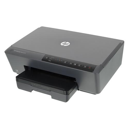 Фото - Принтер струйный HP Officejet Pro 6230, черный [e3e03a] принтер струйный hp officejet pro 6230 e3e03a a4 duplex wifi usb rj 45 черный