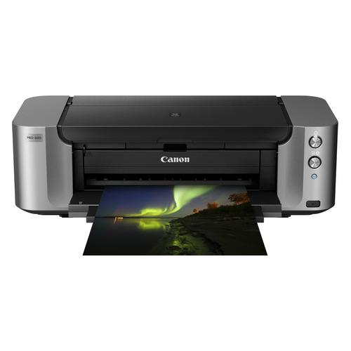 Фото - Принтер струйный CANON PIXMA PRO-100S, струйный, цвет: серый [9984b009] электрический накопительный водонагреватель thermex if 80 v pro wi fi