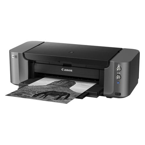 Фото - Принтер струйный CANON PIXMA PRO-10S, струйный, цвет: черный [9983b009] мфу струйный brother mfc j3530dw a3 цветной струйный черный [mfcj3530dwr1]