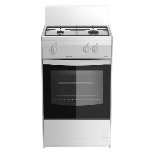 цена на Газовая плита DARINA 1AS GM 521 001 W, газовая духовка, белый [670]