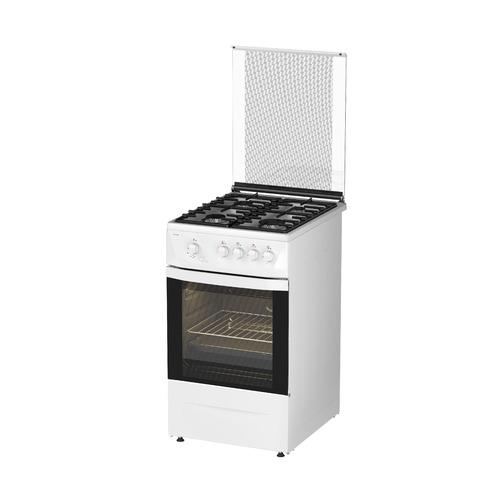 Газовая плита DARINA 1D1 GM 241 008 W, газовая духовка, белый цена 2017