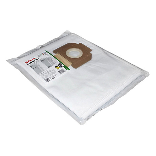 Пылесборники FILTERO KAR 50 (5) Pro, 5 шт., для: BOSCH/DEWALT/FLEX/HILTI/KARCHER/MILWAUKEE/NILFISK-Alto/SPARKY/КОРВЕТ мешки для пылесоса filtero kar 15 pro 5шт
