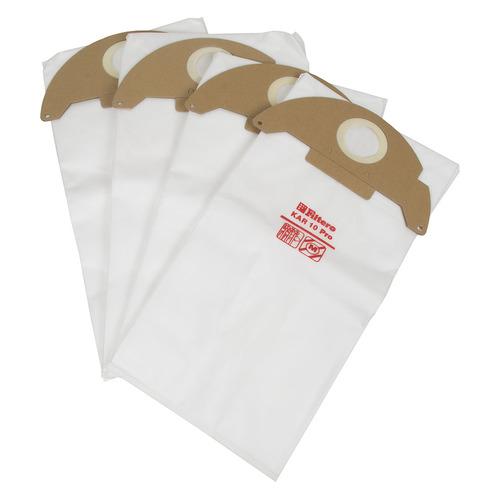Пылесборники FILTERO KAR 10 (4) Pro, 4 шт., для: KARCHER 2501/2601/3001/A2120/NT181 Pro/SE2001/SE3001/SE5.100/SE 6.100 пылесборник filtero kar 07 2 pro