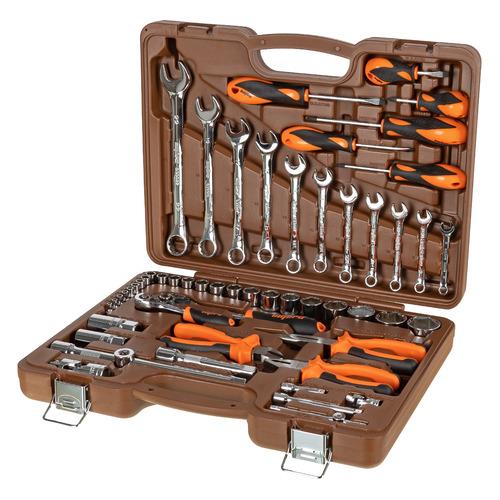 Набор инструментов OMBRA OMT55S, 55 предметов [55005]