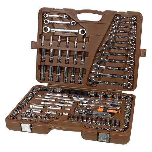 Набор инструментов OMBRA 911150, 150 предметов [55544]