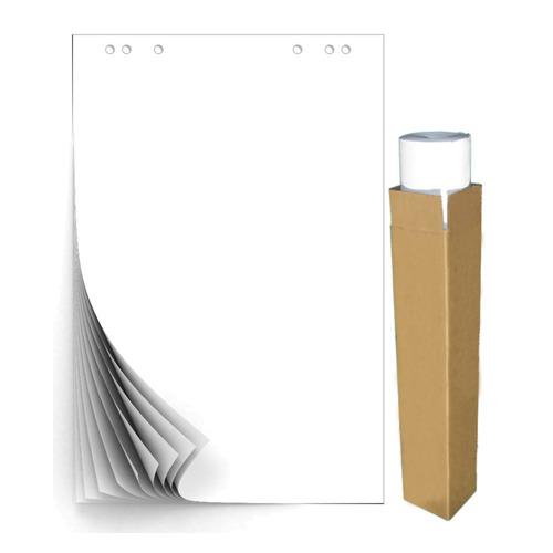 Фото - Блок бумаги для флипчартов 275158 белый 20лист. (упак.:5шт) кеды мужские vans ua sk8 mid цвет белый va3wm3vp3 размер 9 5 43