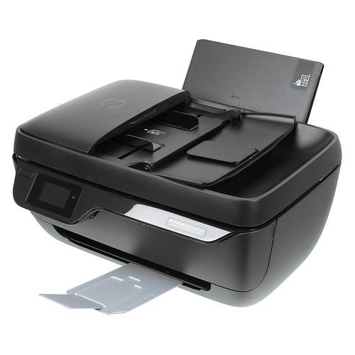 МФУ струйный HP DeskJet Ink Advantage 3835, A4, цветной, струйный, черный [f5r96c] картридж струйный hp c9391ae n 88xl cyan with vivera ink