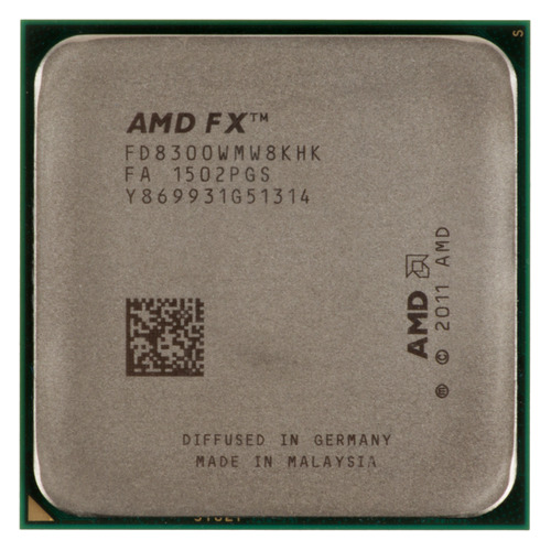 Процессор AMD FX 8300, SocketAM3+ OEM [fd8300wmw8khk] amd fx series fx 8300 fx8300 3 3 ghz eight core 8m processor socket am3 fd8300wmw8khk cpu 95w fx 8300