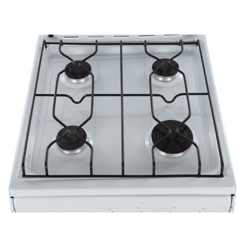 Плита Газовая Flama ANG 1401 W белый эмаль (настольная) газовая плита flama ang 1401 w белый