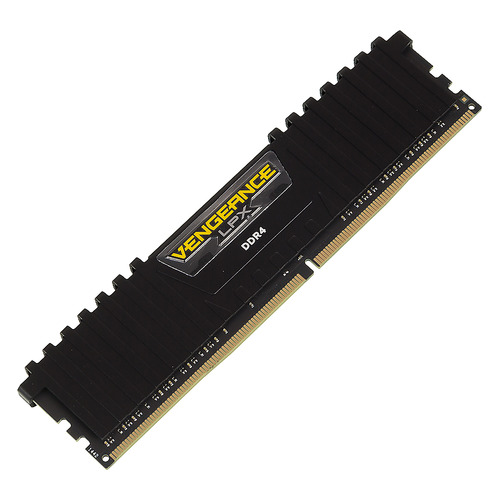 Модуль памяти CORSAIR Vengeance LPX CMK4GX4M1A2400C14 DDR4 - 4ГБ 2400, DIMM, Ret