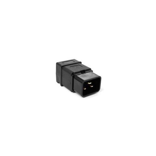 цена на Вилка Lanmaster LAN-IEC-320-C20 IEC 60320 C20 16A 250V black