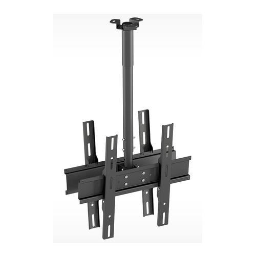 Фото - Кронштейн для телевизора HOLDER PR-102-B, 32-65, потолочный, фиксированный holder pr 101 black кронштейн для тв