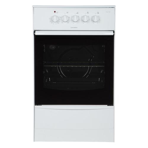 лучшая цена Электрическая плита DARINA 1B EС 331 606 W, эмаль, белый [675]