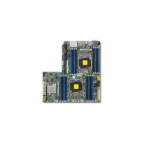 Серверная материнская плата SUPERMICRO MBD-X10DRW-I-O, Ret mbd x10drl i o