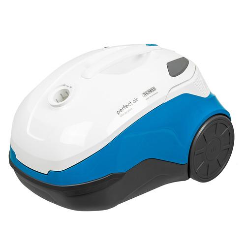 цена на Пылесос THOMAS Aqua-Box Perfect Air Allergy Pure, 1700Вт, белый/синий