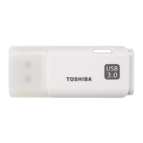 Фото - Флешка USB TOSHIBA Hayabusa U301 16Гб, USB3.0, белый [thn-u301w0160e4] кеды мужские vans ua sk8 mid цвет белый va3wm3vp3 размер 9 5 43